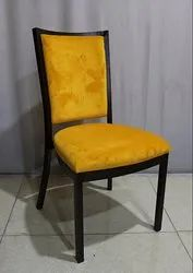 BQT 836 Yellow Dining Table Chair