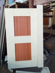 Pvc Door Rajshree, For Home, Exterior