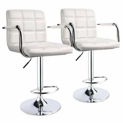 Incredible Height Adjustable Revolving Bar Stool With Arm Rest Ibusinesslaw Wood Chair Design Ideas Ibusinesslaworg