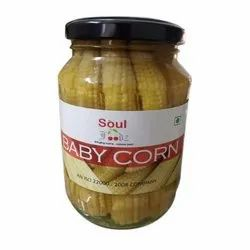 Soul Foodz Jar Pickled Baby Corn