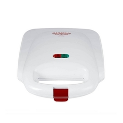 Happiness (Red and White) Maharaja Whiteline 700 Watts Primo Sandwich Maker