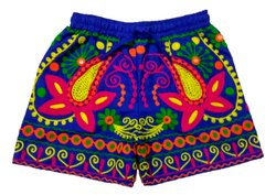 Women Cotton Bohemian Banjara Boho Style Short, Size: Xl And XXL