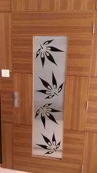SS Decorative Door Grill