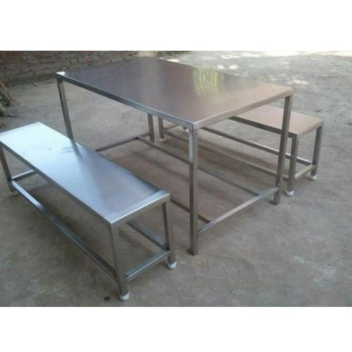 Amazing Canteen Table Canteen Dining Table Manufacturer From Ahmedabad Ocoug Best Dining Table And Chair Ideas Images Ocougorg