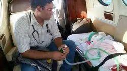 Offline Air Medical Evacuation Service