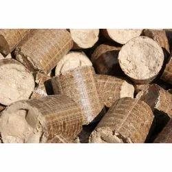 Industrial Biofuel Briquettes