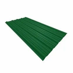 JSW Double Ribbed Trapezoidal Profile Roofing Sheet