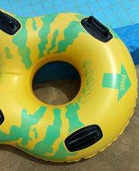 Amusement Park Inflatable Rings