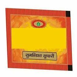 Pan Masala Packaging Material