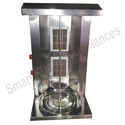 Table Top Shawarma Machine With 2 Imported Burners