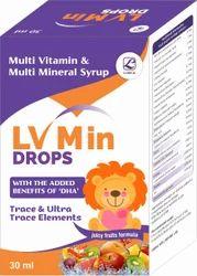 Multivitamin Drops - Multi Vitamin Drops Latest Price
