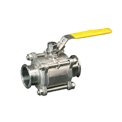 48 Series Two Way Ball Valves