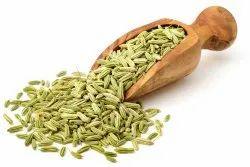 Japa Spice Bright Green, Pale Green Fennel (Variyali), Packaging Type: Gunny Bag