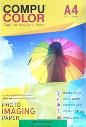 Compu Color A 4 Photo Imaging Paper, GSM: 130 - 270