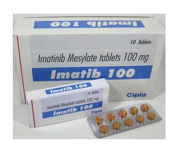 Imatib A Cancer Capsule