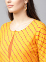 Printed Layered Kurta
