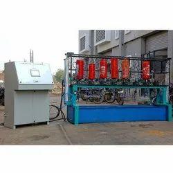 Hydro Leak Test System of Fire Extinguisher Body