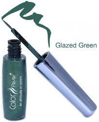 Green Color Fever Liquid Eye Liner - Glazed , Pack Size: Single