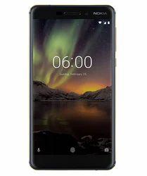 Nokia 6.1 (2018) (4 64GB, Blue-Gold) Mobile