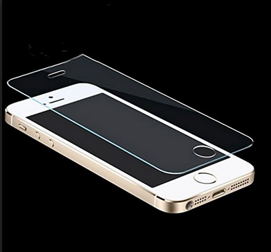 lowest price 97e27 cb665 Tempered Glass Screen Protector For Apple Iphone 5