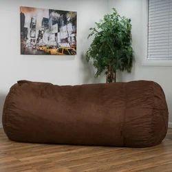 Leather XXXL Bean Sofa