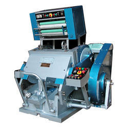 Heavy Duty Platen Die Cutting Creasing Embossing Press