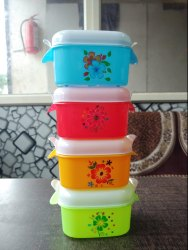 Candy Plastic Food Container