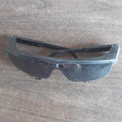 Zoom Black Safety Goggles, Packaging Type: Packet