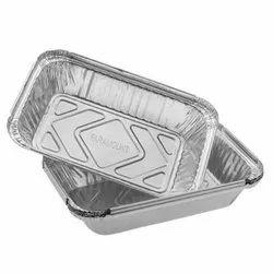 Paramount 750 Ml disposable Aluminium Foil  Food Container
