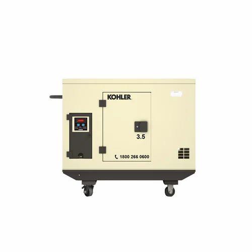Silent Kohler Generator