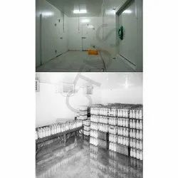 Milk Cold Storage Room