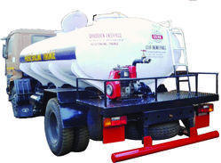 Water Tanker With Pump