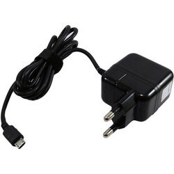 Black Mobile Travel Charger