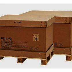 Printed Heavy Duty Corrugated Box