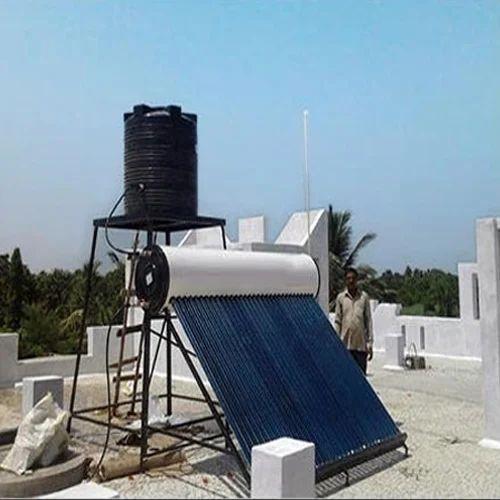 Solar Water Heater Installation Service At Rs 500 Per Job