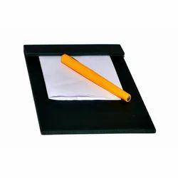 RS Leatherette Front Desk Blotter