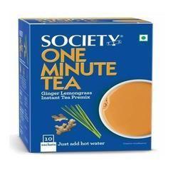 Society One Minute Tea - Ginger Lemon Grass