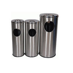 Steel Spiting Bin