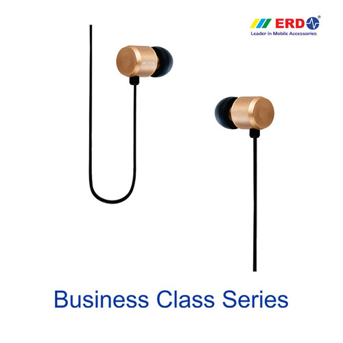 0442a00c5ed HF 10 Gold Earphone at Rs 699 /piece | Cable Earphone, वायर्ड ...