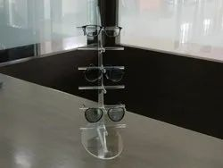 Acrylic Sunglasses Table Top Stand