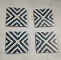Handicrafts Inlay Coasters