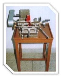 Girdle Shaping & Calibrating Machine