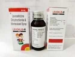 Montelukast Sodium Levocetirizine Hydrochloride Syrup