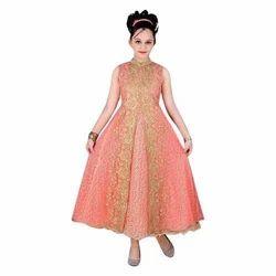 01524e02f Girls Kids Party Wear Dress