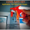 Covid safe touch key