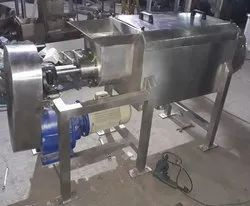 Screw Press Juice Extractor Machine