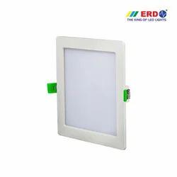 10W Slim LED Square Downlight