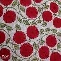 Jaipuri Hand Printed Block Print Fabric