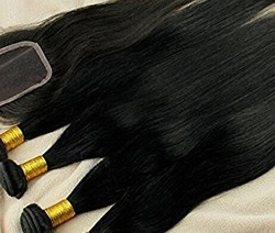 Rebonding Straight Human Hair Extension