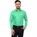Mens Cotton Formal Shirt, Size: S-xxl